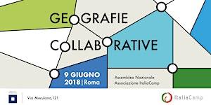Geografie collaborative - Assemblea Nazionale...