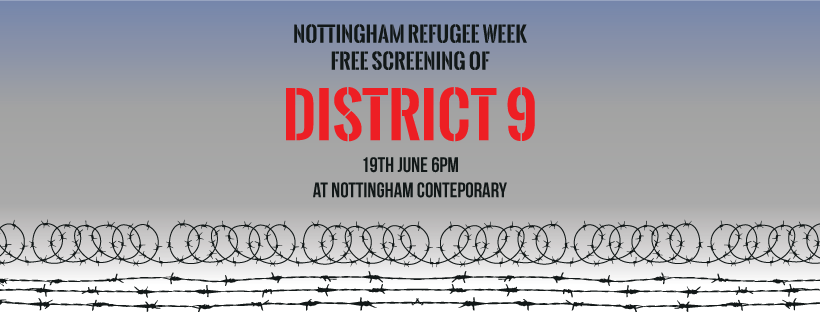 Nottingham Refugee Week: Free Screening of Di