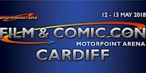 Film & Comic Con Cardiff Sept 2018