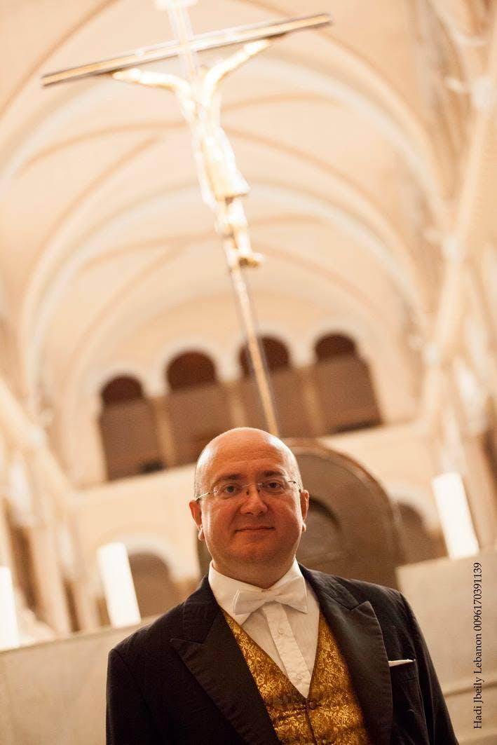 Eugenio Maria Fagiani, organ