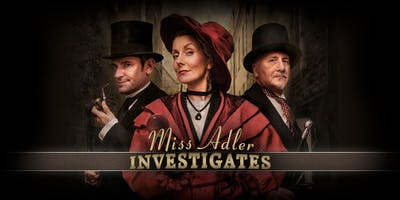 Miss Adler Investigates