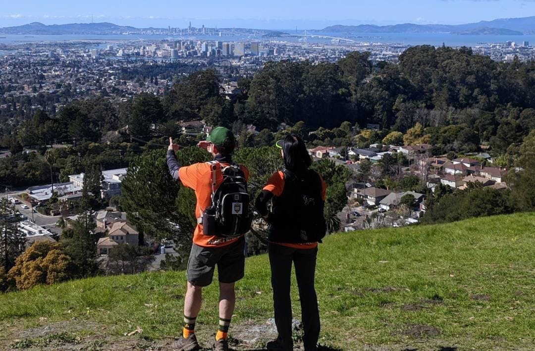 Free Oakland Hiking Tour on Memorial Day