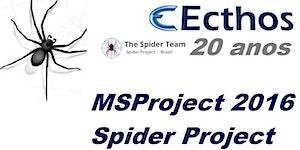 JUL.18 - Capacitação em Ferramentas MSProject e Spider...