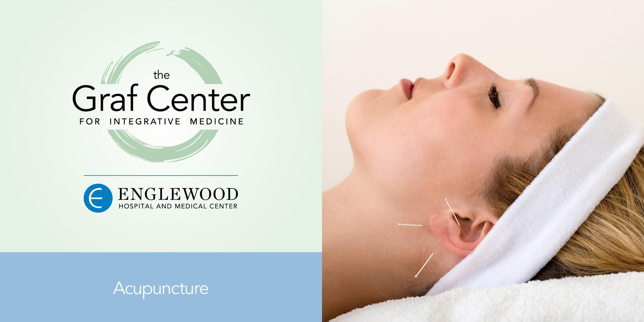 More info: Acupuncture for Self-Care
