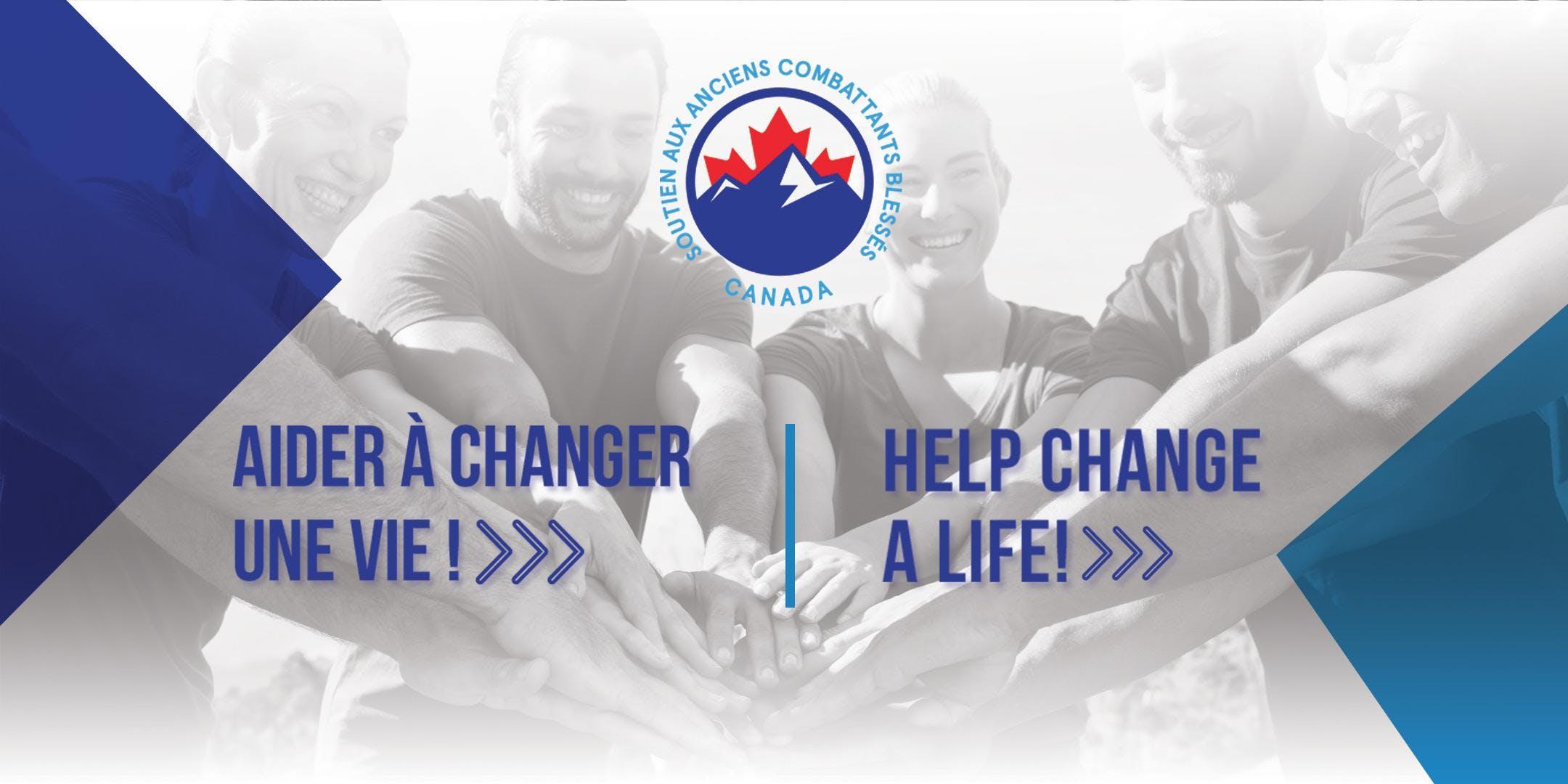 Lancement de campagne - Aider à Changer une Vie! - Campaign Launch - Help Change a Life!