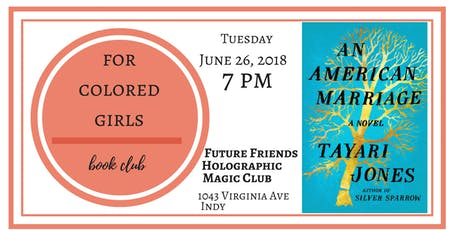 e98e24a4e7d890 For Colored Girls Book Club Events