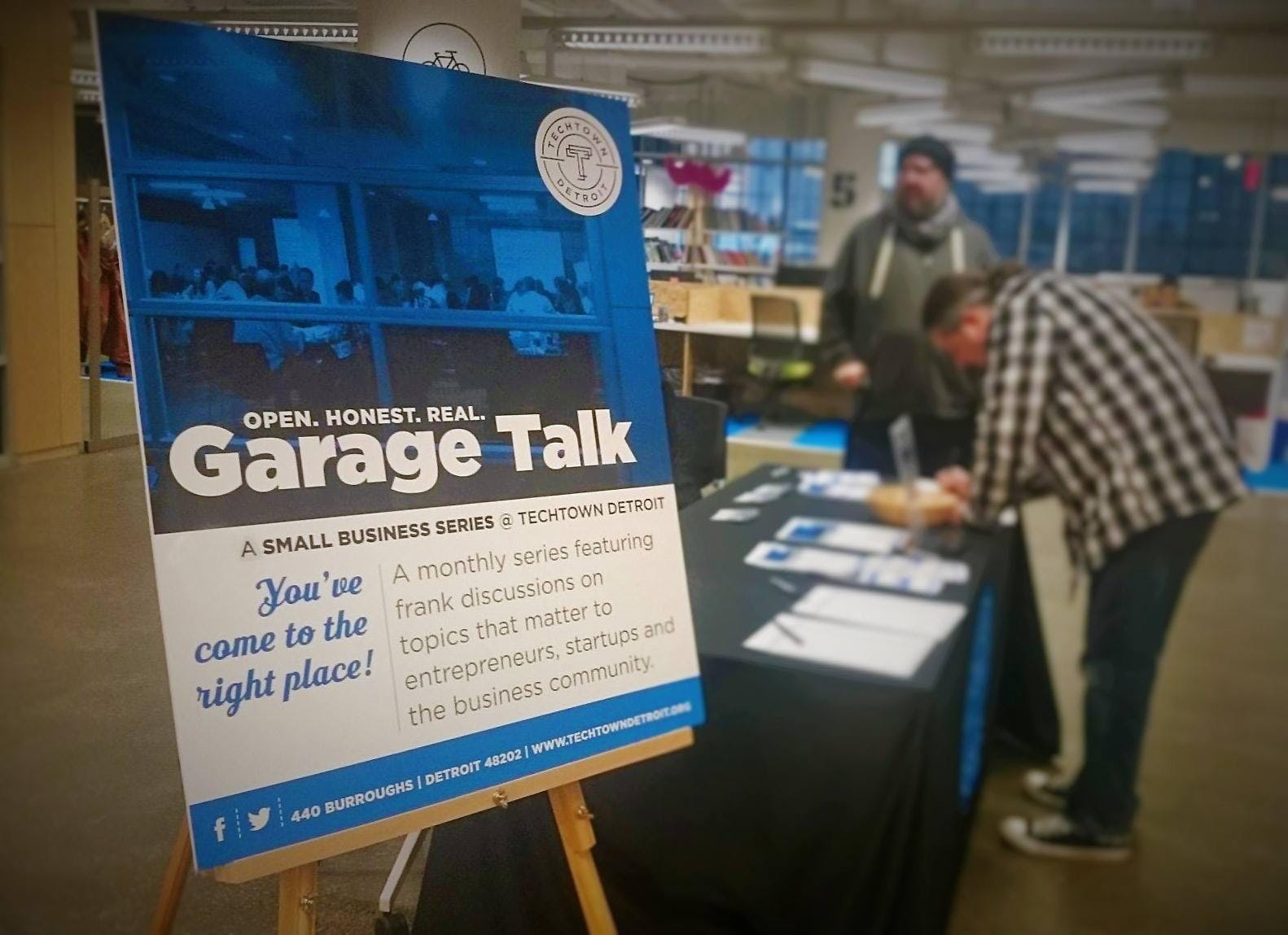 Garage Talk: The Family Business