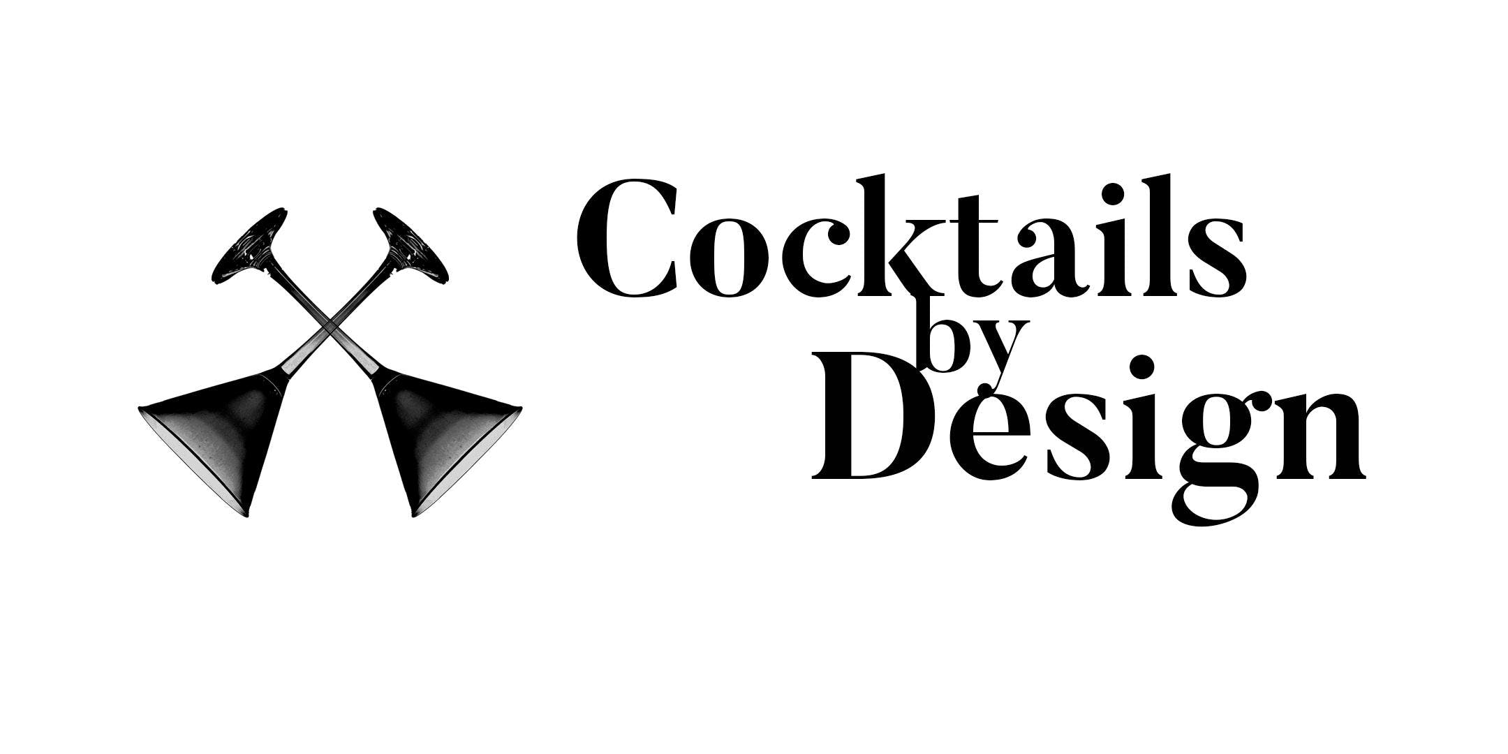 Cocktails by Design:  Summer Pop-Up