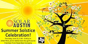 Solar Austin Summer Solstice Celebration