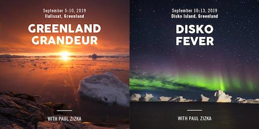 Greenland Grandeur & Disko Fever