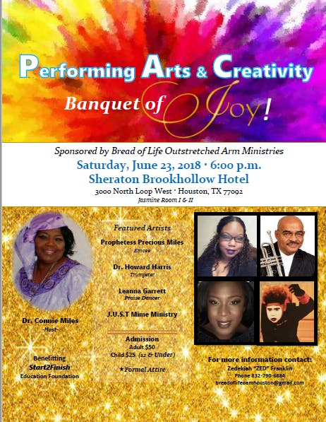 Banquet of JOY