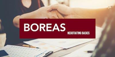 Boreas Workshop: Negotiating Basics