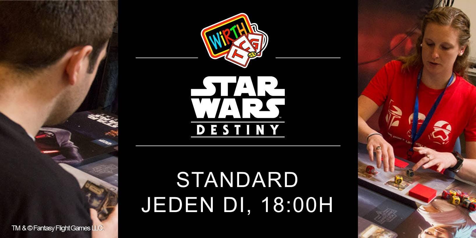 Destiny - Standard Constucted