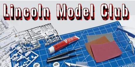 Lincoln Model Club Monthly Meeting tickets