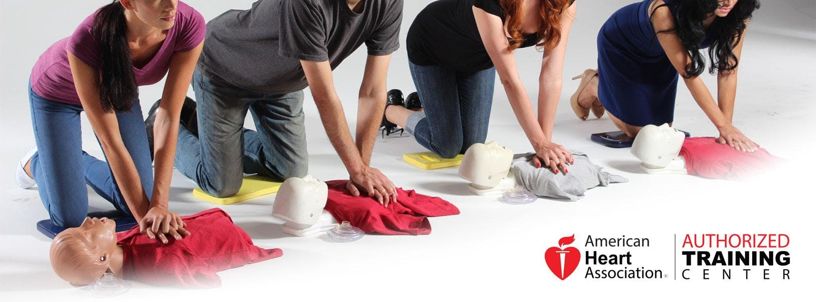 American Heart Association Cprfirst Aid Training Adult Infant
