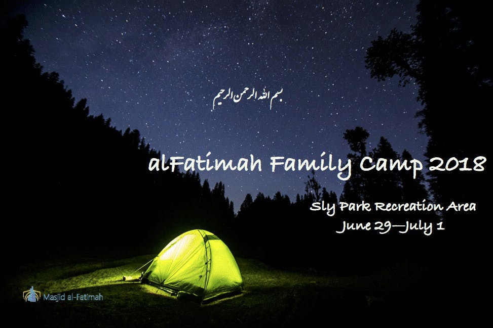 alFatimah Family Camp 2018