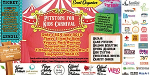 Carnival tokens sure win giveaway+sign up: Pitstops...