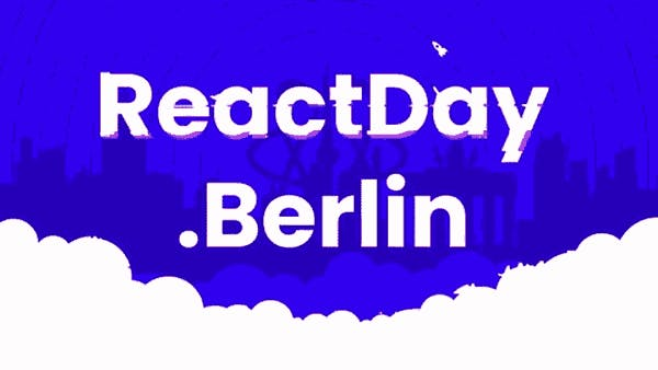React Day Berlin 2018