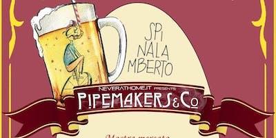 Pipemakers&Co. Spinalamberto Festival birra artigianale e della pipa