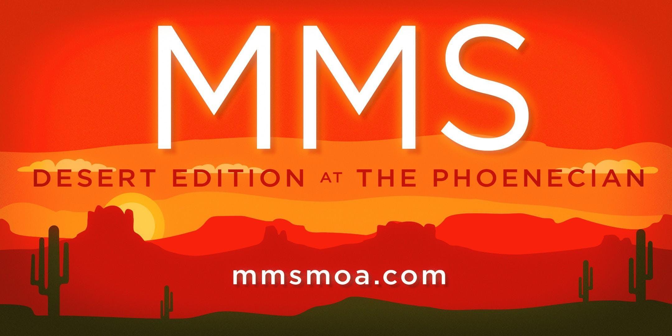 MMS Desert Edition