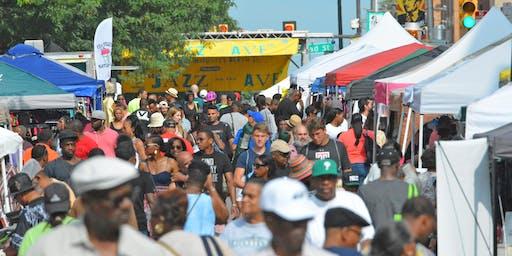 "Beech ""Jazz on the Ave"" Music Fest & Soul Stock"