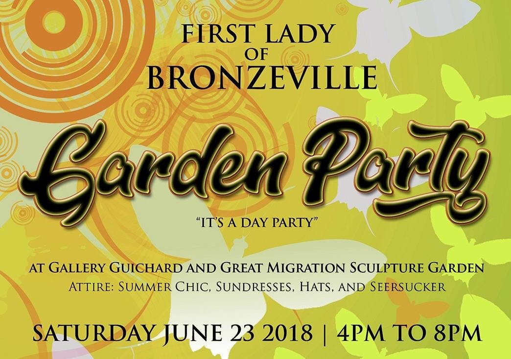 First Lady of Bronzeville Garden Party