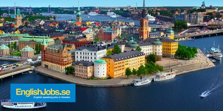 Move to Sweden - Your CV, job search and work visa - from Tokyo to Stockholm tickets