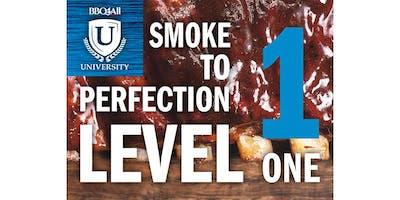 PIEMONTE - TO - SMP119 - BBQ4ALL SMOKE TO PERFECTION Level 1 PORK - PERAGA