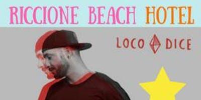 Loco Dice Cocorico Riccione - Hotel Low Cost a Riccione Beach Hotel