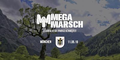 Megamarsch München 2019
