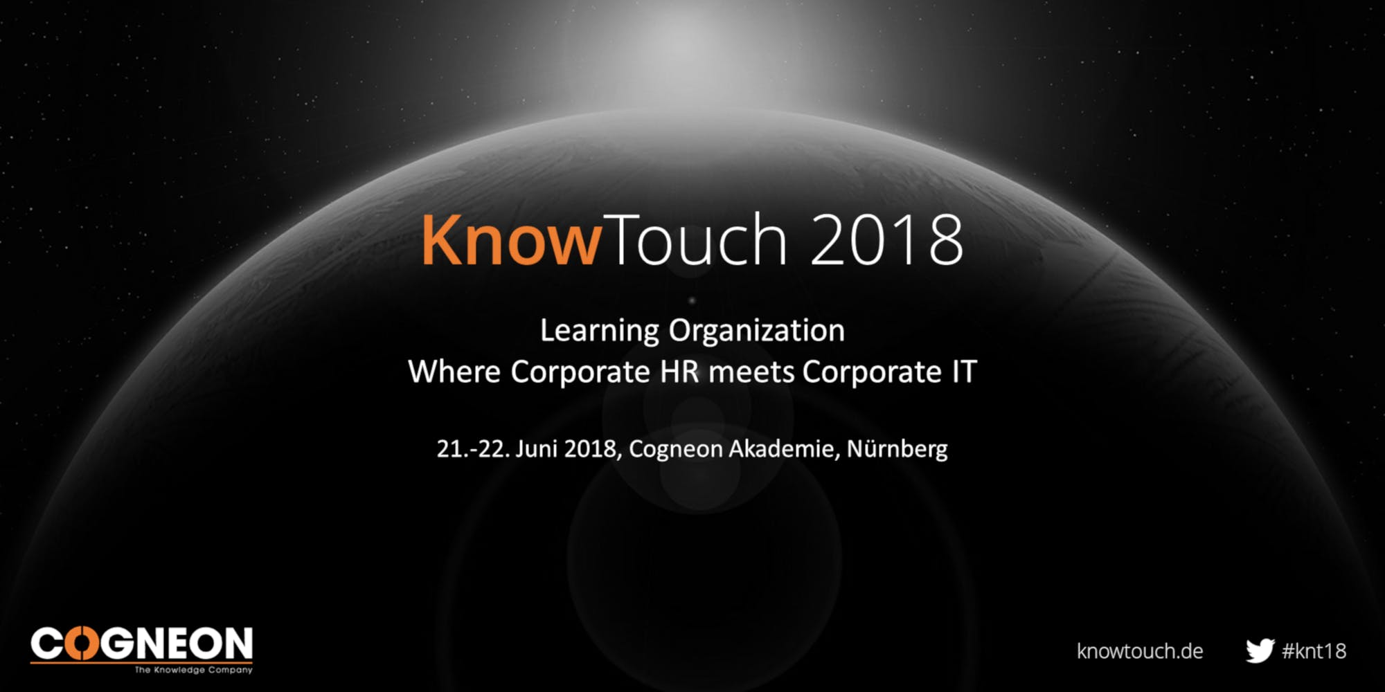 KnowTouch 2018