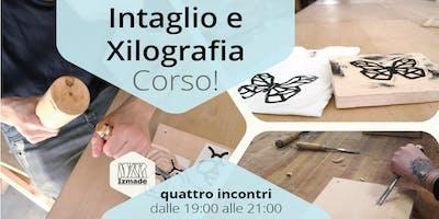 Corso Intaglio e Xilografia