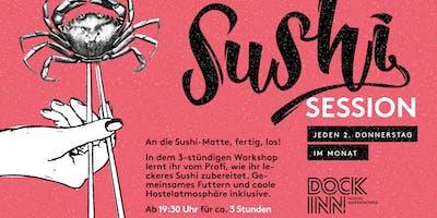 Sushi-Kochkurs im DOCK INN Hostel Warnemünde