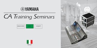 Corso Yamaha RIVAGE [NORD ITALIA]