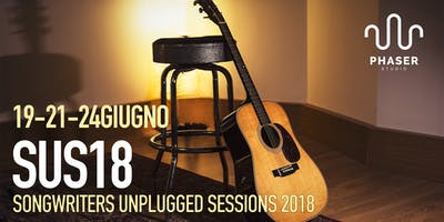Songwriters Unplugged Session 2018 - #SUS18