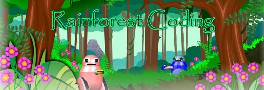 School Holiday Activity – Rainforest Coding at Manunda Library