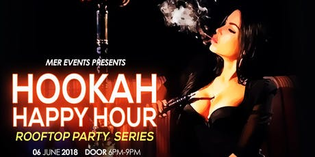 Hookah Happy Hour tickets