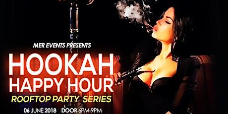 Hookah Happy Hour tickets