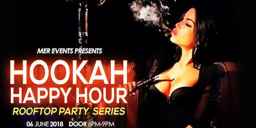 Hookah Happy Hour