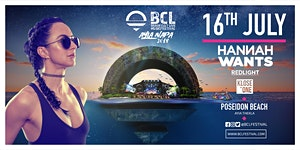 BCL Festival: Hannah Wants, Redlight and Klose One