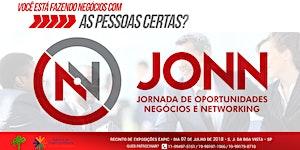 JONN - JORNADA DE OPORTUNIDADES NEGÓCIOS E NETWORKING