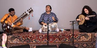 Sandeep Das and the HUM Ensemble:  Road to Damascus