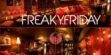 Freaky Friday (REGGAE VS HIP HOP) I Free Admission I 2 FOR 1'S I Hookah  tickets