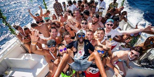 #South Beach Boat Party