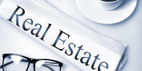Sierra Vista Real Estate Investments tickets