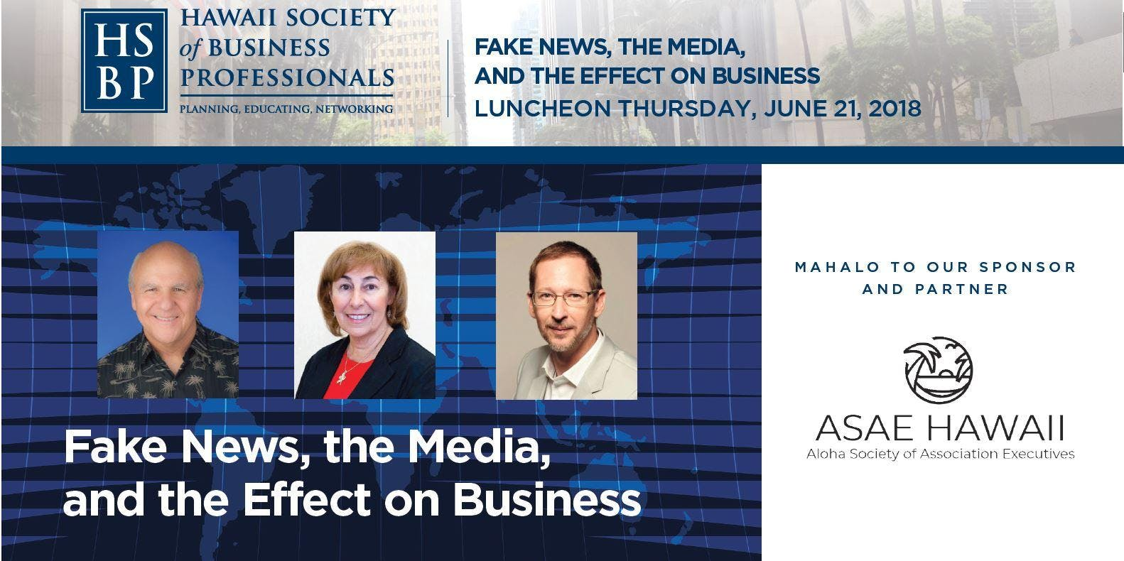 Fake News, the Media & the Effect on Business