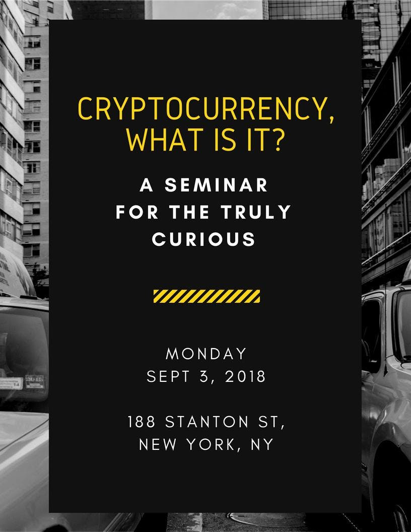 Cryptocurrency, What Is It?
