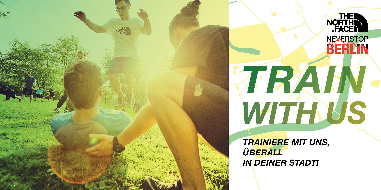 #NeverStopBerlin Weekly Outdoor Training Sess