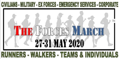 The Forces March 2020