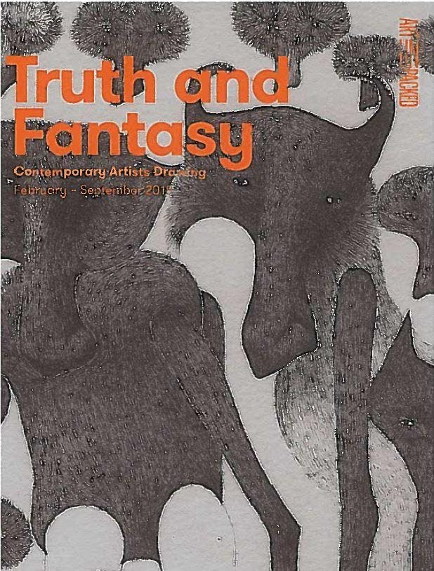Art Unpacked - Truth and Fantasy Drawing Exhi